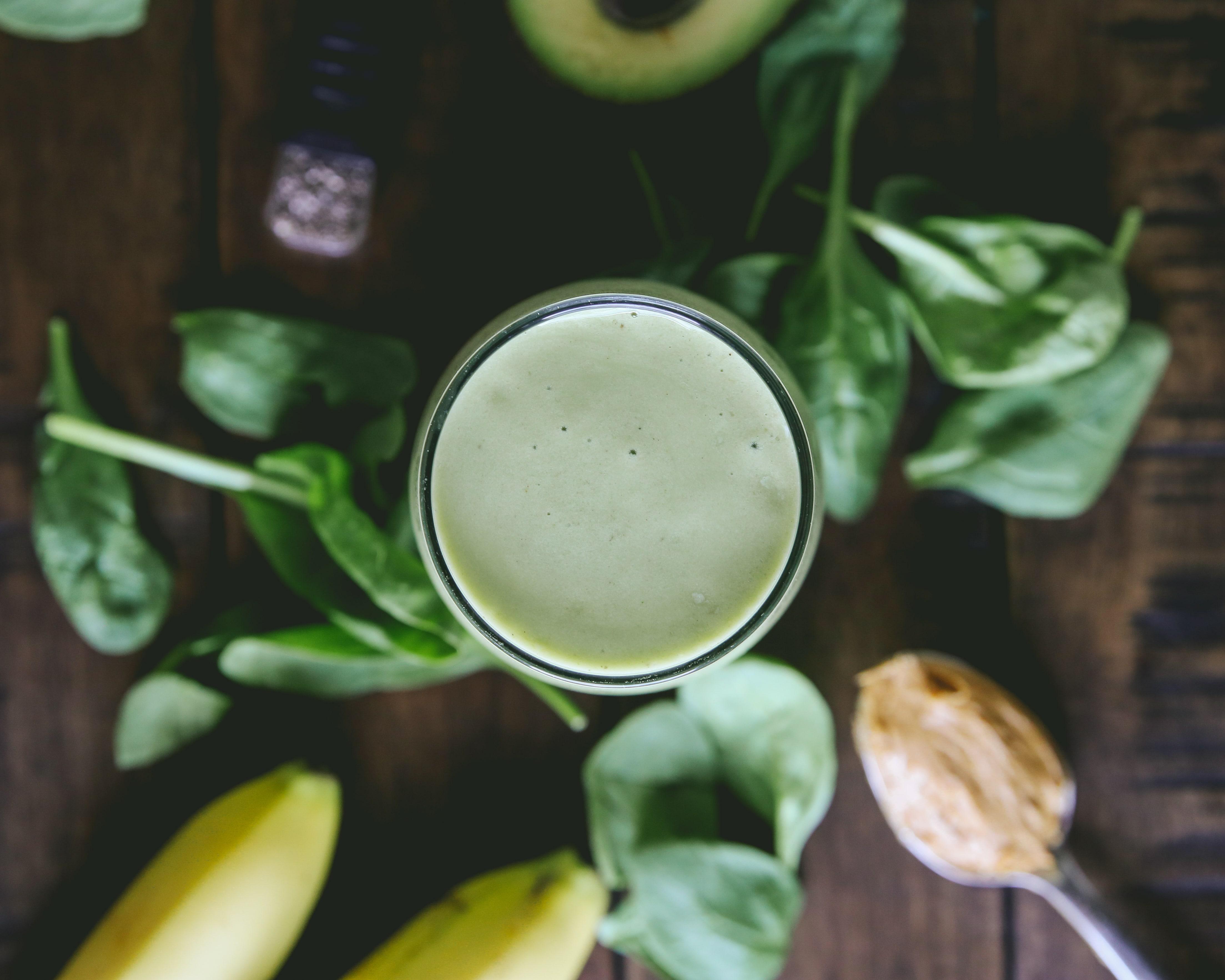 peanut butter banana avocado smoothie